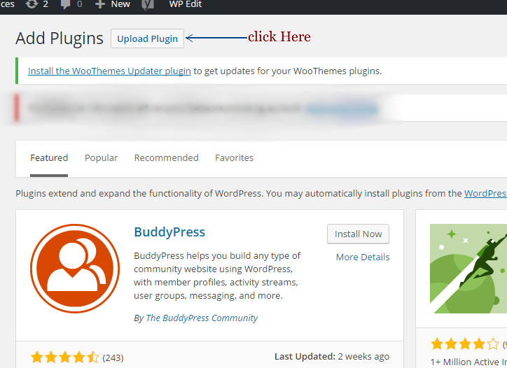 Woocommerce Bulk Attribute Plugin - How To install - Upload1